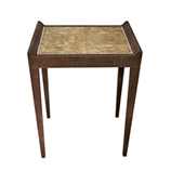 Stingray 2 toned Side Table